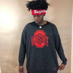 Nike Ohio state university sweater size XL